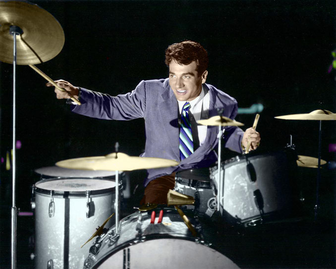 Bill Cole Ford >> Drummerworld: Gene Krupa