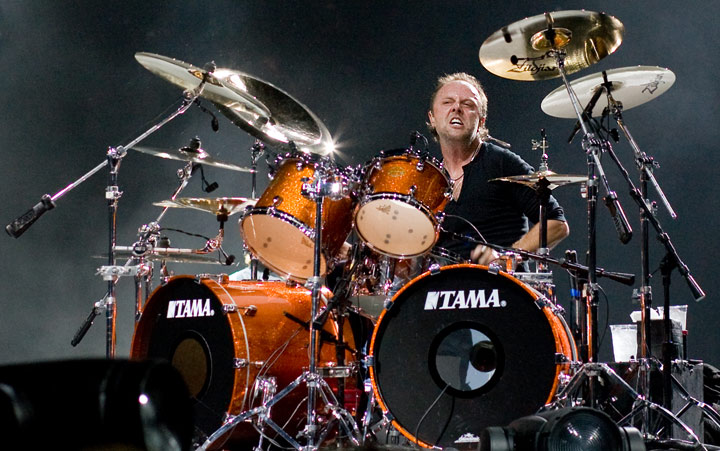 lars ulrich one