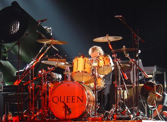 Drummerworld Roger Taylor