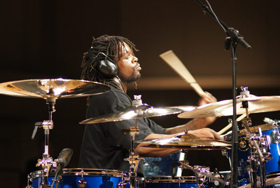 Thomas Pridgen Drummerworld