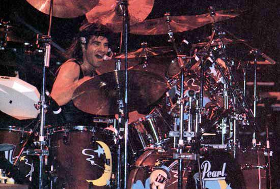 Tico Torres Drummerworld