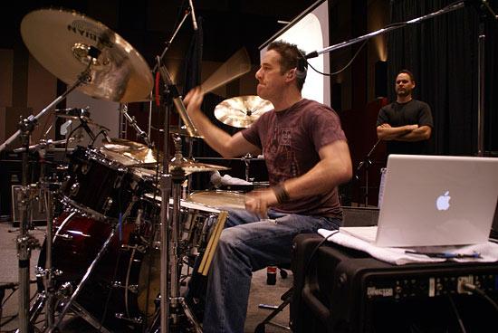 Jim Riley Drummerworld