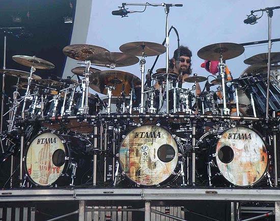 Los Mejores 100 bateristas