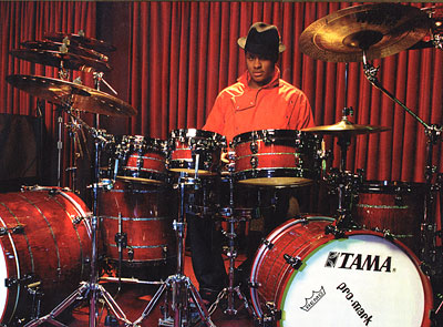 Drummerworld Ronald Bruner Jr